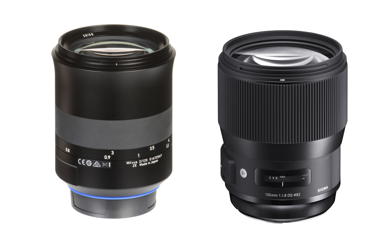 F-Stoppers: Zeiss Milvus 135mm f/2 is Better than Sigma