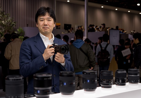 Sony Executive Said Canon will Release their Full Frame