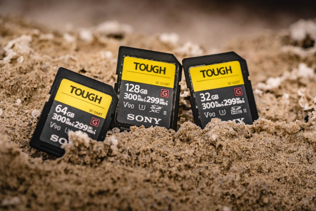 f636ff4f2e0 The new Sony SF-G Tough UHS-II SD Memory Cards now finally available for  pre-order online at B H Photo Video Adorama Amazon. The release date is in  late ...